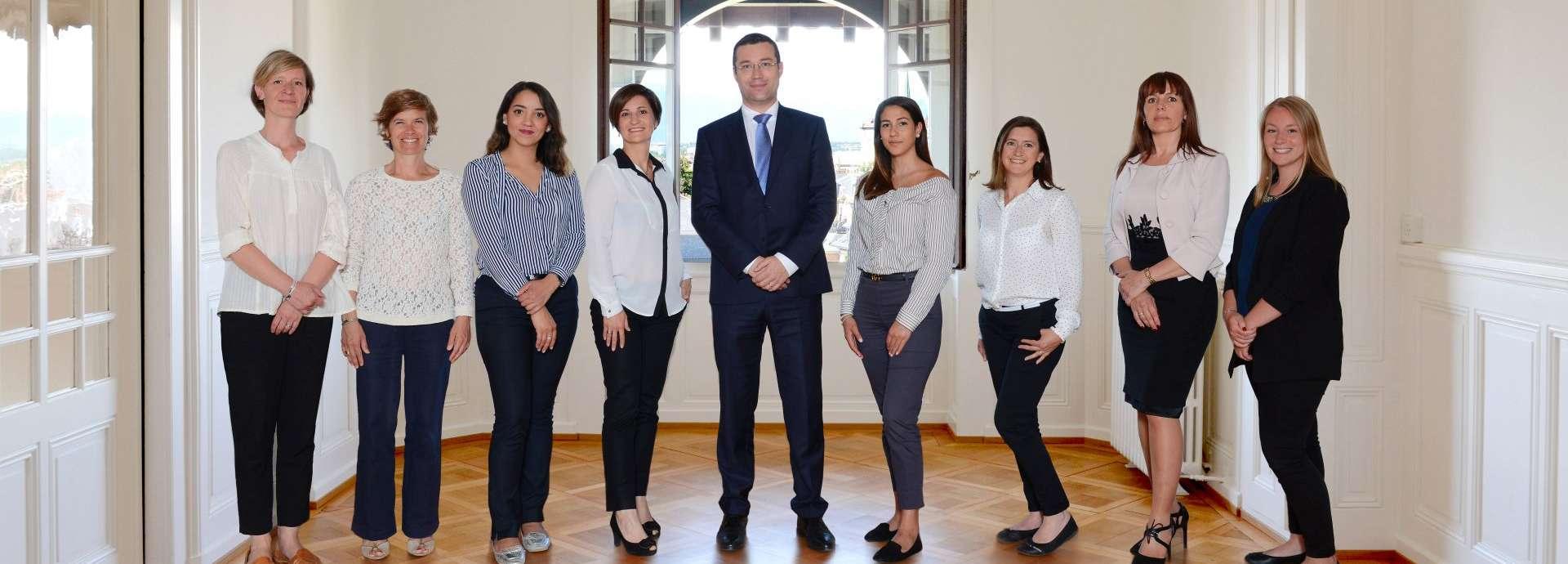 Gérance administrative d'immeuble Genève - Moser Vernet et Cie SA