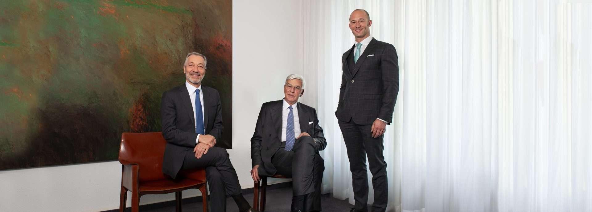 portrait de la direction Moser Vernet et Cie SA