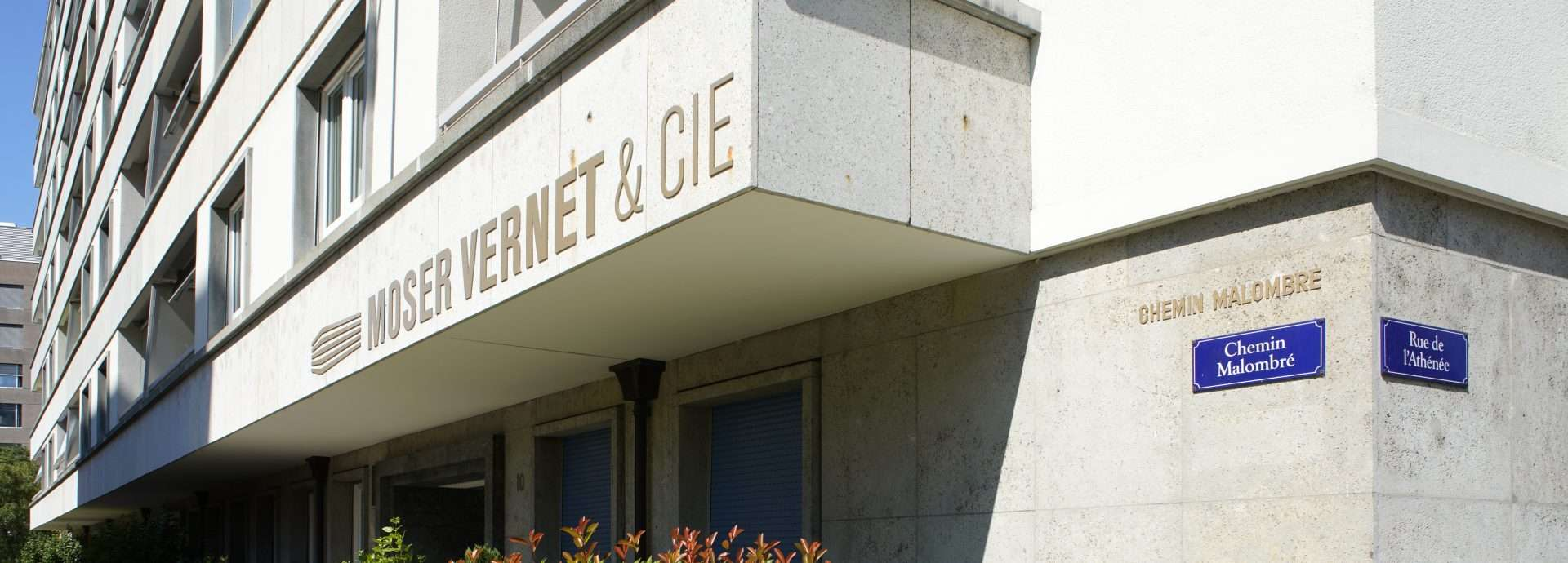 Agence Immobilière à Genève - Moser Vernet et Cie SA