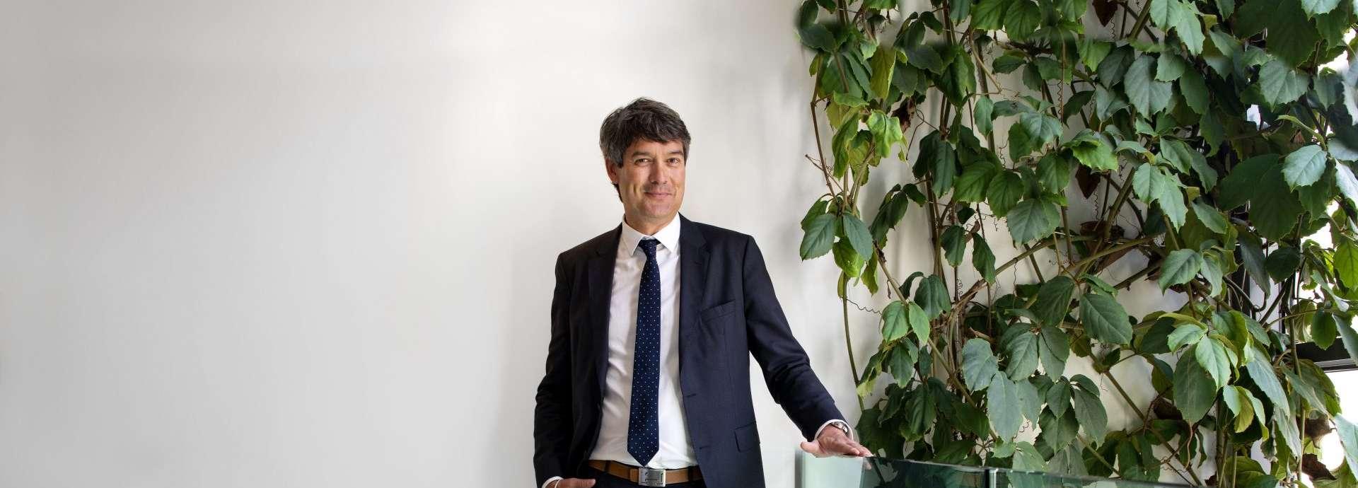 portrait courtier immobilier genève Moser Vernet et Cie SA