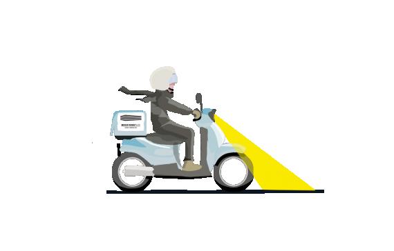 Illustration exclusive moto - Moser Vernet et Cie SA